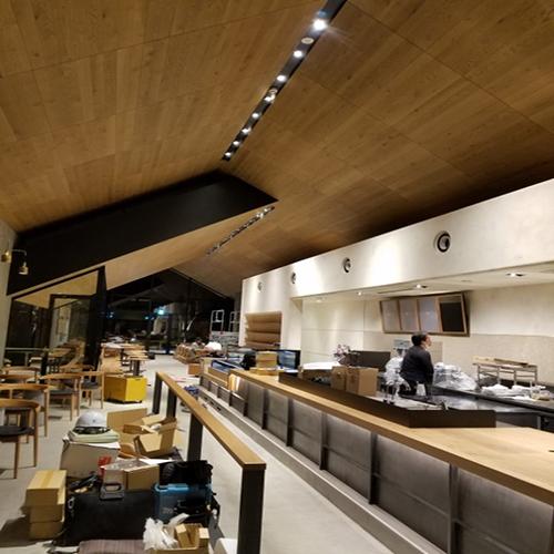 2018年 埼玉県川越市 店舗新築電気工事