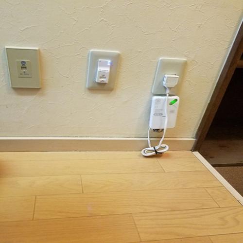 2019年 既存アパート Wi-Fi導入工事